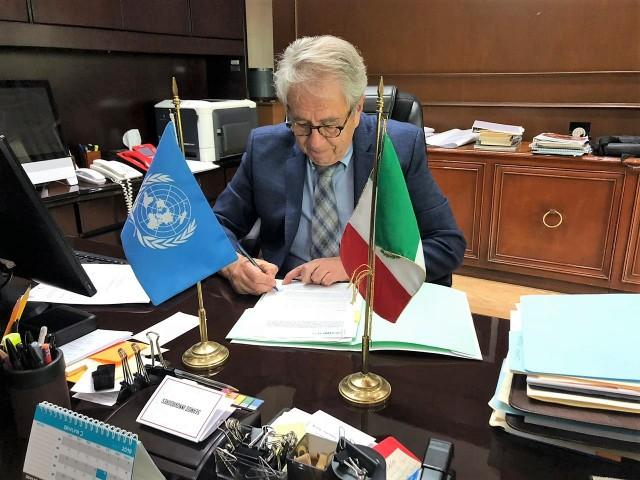 Salud signa acuerdo con organismo de la ONU sobre asesoramiento en compras consolidadas de medicamentos