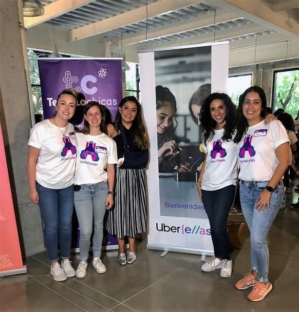 Con Uber Ellas, en colaboración con Fundación Televisa y Epic Queen, Uber busca inspirar a niñas a dedicarse a la ciencia y la tecnología