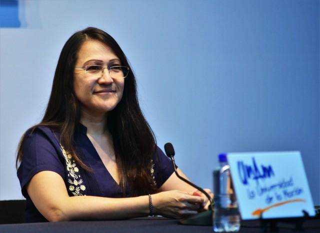 Silvia Morales Chainé, académica de la Facultad de Psicología de la UNAM