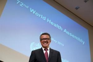 OMS anuncia cuatro nuevos embajadores de buena voluntad para promover la salud mundial.
