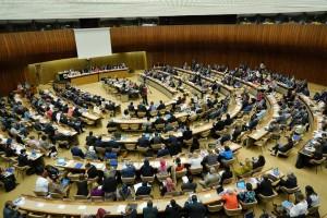 Delegados aprueban resoluciones sobre cobertura universal en salud durante Asamblea Mundial de la Salud