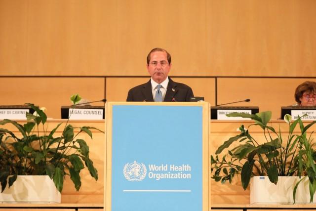 Países intercambian ideas sobre cómo fomentar la confianza en las vacunas y destacan necesidad de abordar el tema a nivel global