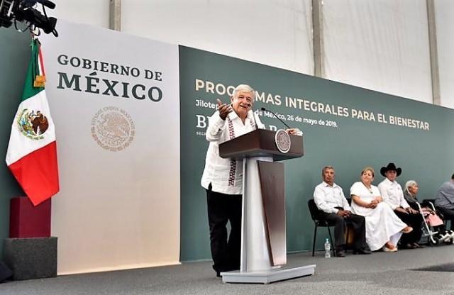 Entrega de los Programas para el Bienestar desde Jilotepec, Estado de México