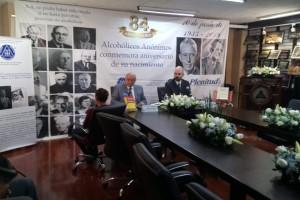 Central Mexicana de Servicios Generales de Alcohólicos Anónimos