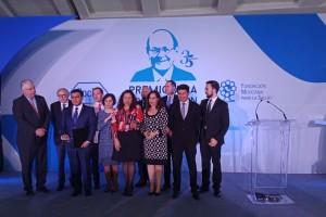 El Premio de Investigación Médica Dr. Jorge Rosenkranz ha reconocido a más de 140 investigadores mexicanos de talla internacional.