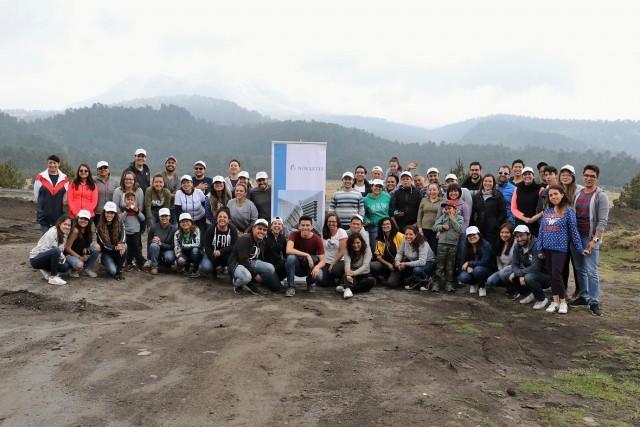 Alrededor de 200 colaboradores de Novartis México se unieron a la iniciativa de voluntariado anual apoyando proyectos de inclusión social, rehabilitación y reforestación.