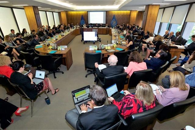 Comité Ejecutivo de la OPS inicia debate sobre estrategias y planes para mejorar la salud en las Américas