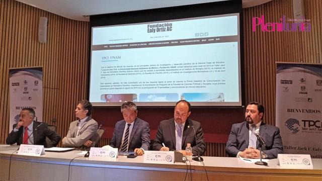 """Taller Jack F. Ealy de Periodismo Científico """"Acceso y Calidad en la Atención a la Salud en México"""""""