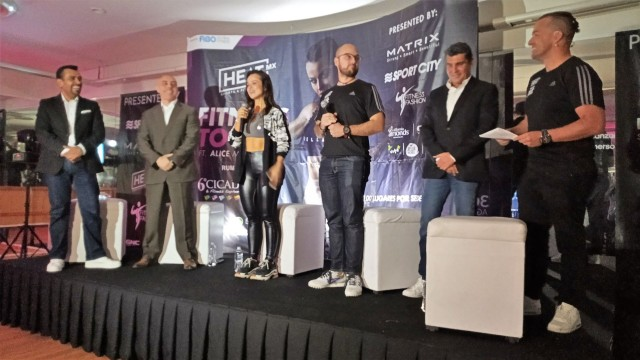 HEAT MX FITNESS TOUR by Matrix, Sport City Fitness Fashion