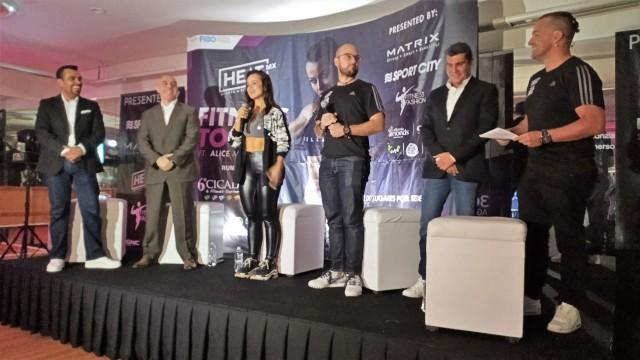 HEAT MX FITNESS TOUR by Matrix, Sport City Fitness Fashion