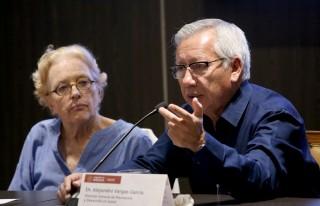 Alejandro Vargas García, director general de Planeación y Desarrollo en Salud (DGPLADES) de la Secretaría de Salud