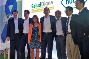 Los comentaristas deportivos Christian Martinoli y Luis García se unen a este esfuerzo como embajadores de la campaña
