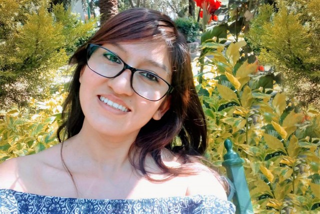 Ana Belén Salinas Abarca realiza una estancia posdoctoral en el INb campus Juriquilla, donde estudia el dolor crónico tipo neuropático, que en algunos casos es intratable