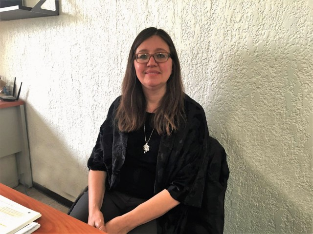 Gabriela Orozco Calderón