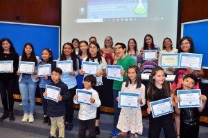Niños y jóvenes se inspiran en el quehacer científico de investigadoras mexicanas y extranjeras olvidadas por la historia