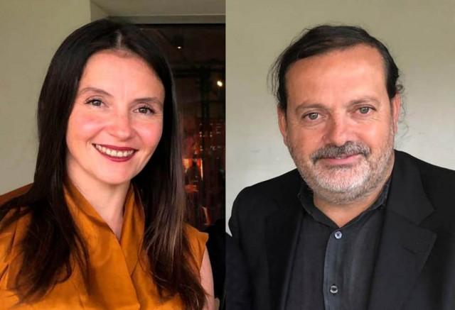 Gabriela Carrillo y Mauricio Rocha Iturbide.