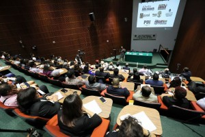 Realizan en San Lázaro el taller: Delitos Cibernéticos en Contra de la Niñez y la Adolescencia.