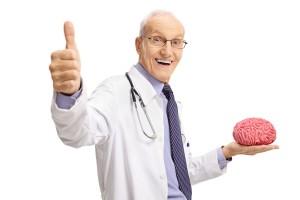 médico adulto mayor