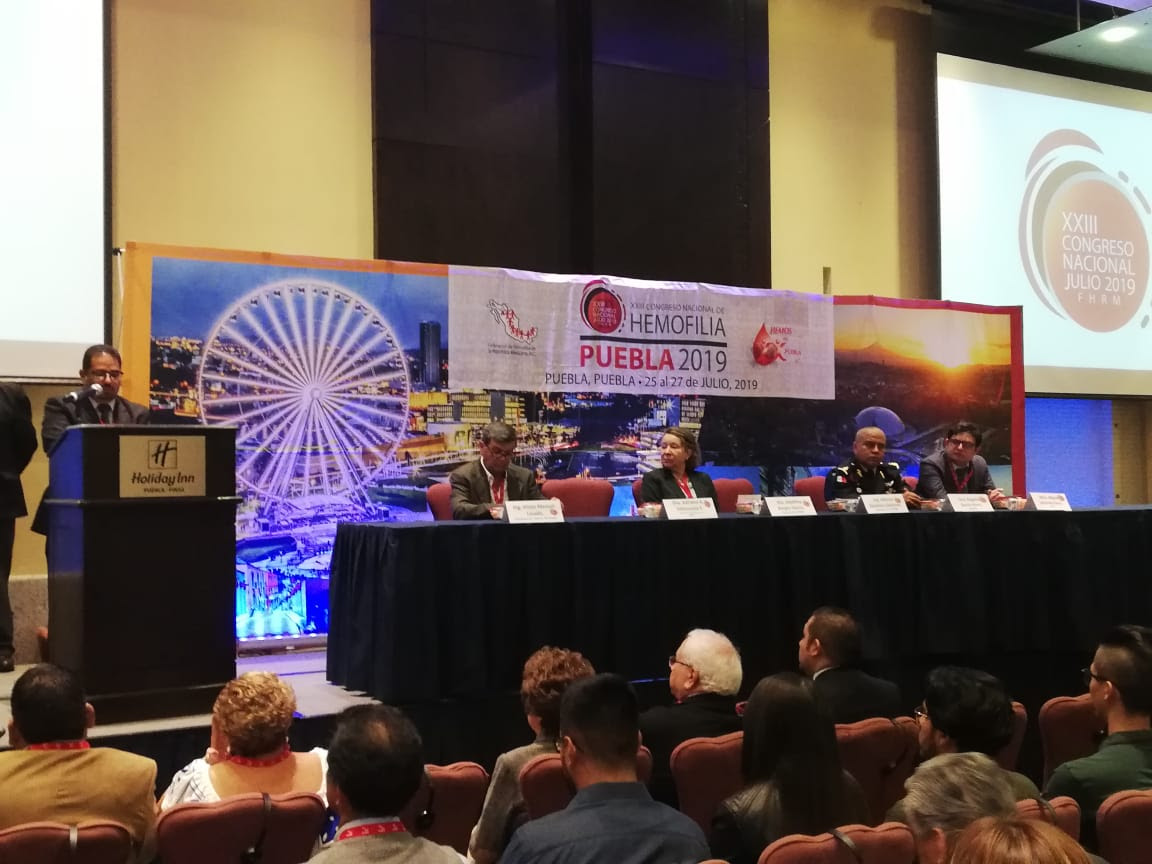 XXIII Congreso Nacional de Hemofilia