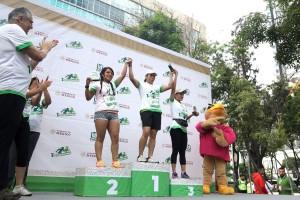 Más de 2 mil personas participaron en la primera Carrera Bienestar IMSS 2019
