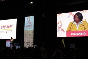 Carissa F. Etienne, Directora de la Organización Panamericana de la Salud (OPS) y Directora Regional para las Américas de la Organización Mundial de la Salud (OMS)