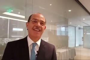 Dr. Francisco Beltrán ex Presidente de la Sociedad Mexicana de Oftalmología