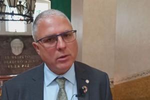 Cristián Morales Fuhrimann, representante de la Organización Panamericana de la Salud/Organización Mundial de la Salud (OPS/OMS)