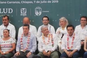 No se puede transformar una realidad que no se conoce, afirma presidente López Obrador al concluir primer recorrido por hospitales rurales.