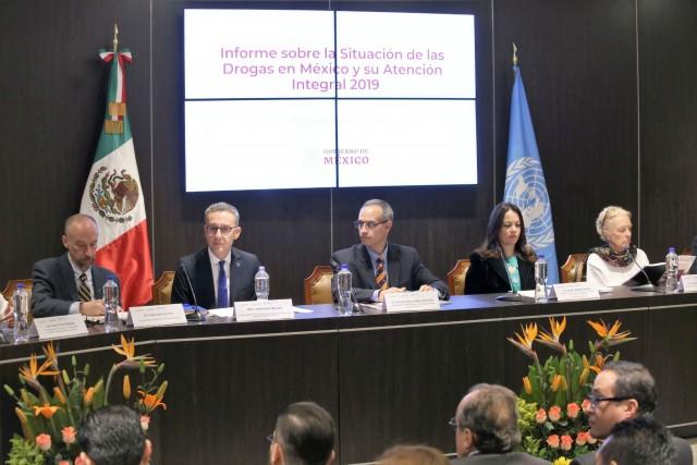 Gobierno de México cambiará el paradigma de atención y prevención de las adicciones: Hugo López-Gatell Ramírez.