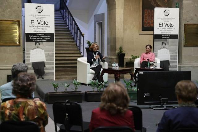 """Conferencia: """"Prensa, política y mujeres: la primera tribuna"""""""