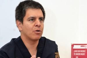 Rodrigo Roldán Marín, responsable de la Clínica de Oncodermatología, de la Facultad de Medicina de la UNAM.