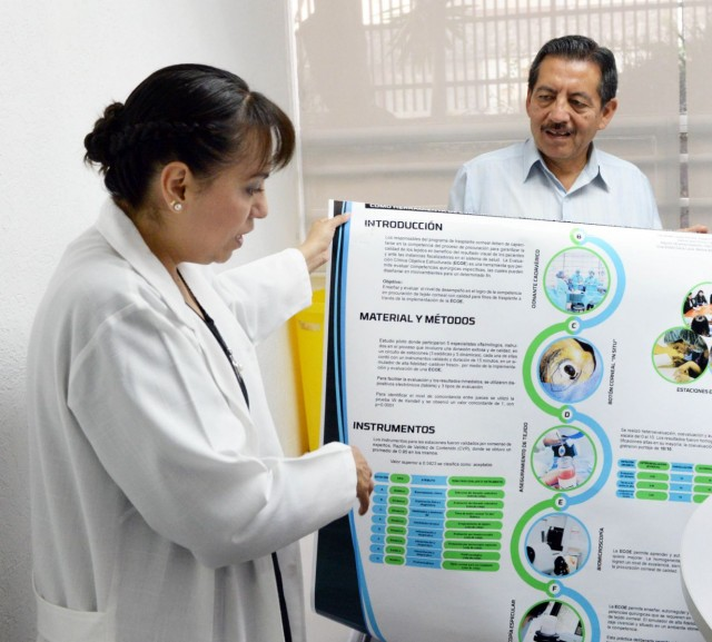 Adriana Hernández López y José Jorge García Loya