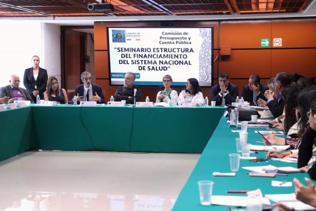 Sanará Insabi las deficiencias sentidas por la población en materia de salud: Sánchez Galván