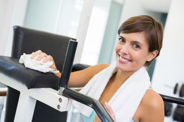 ¿Cuidas tu piel en el gym?