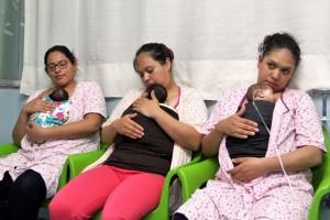 Ingresan diariamente entre 9 y 13 bebés prematuros a este Programa en el Hospital de Ginecología y Obstetricia número 4.