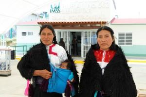 Se dedica IMSS-Bienestar al cuidado integral de más de  cuatro millones de personas de 32 pueblos originarios.