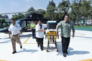 La procuración del corazón y dos riñones se realizó en el Hospital de Traumatología y Ortopedia del estado de Puebla del IMSS.