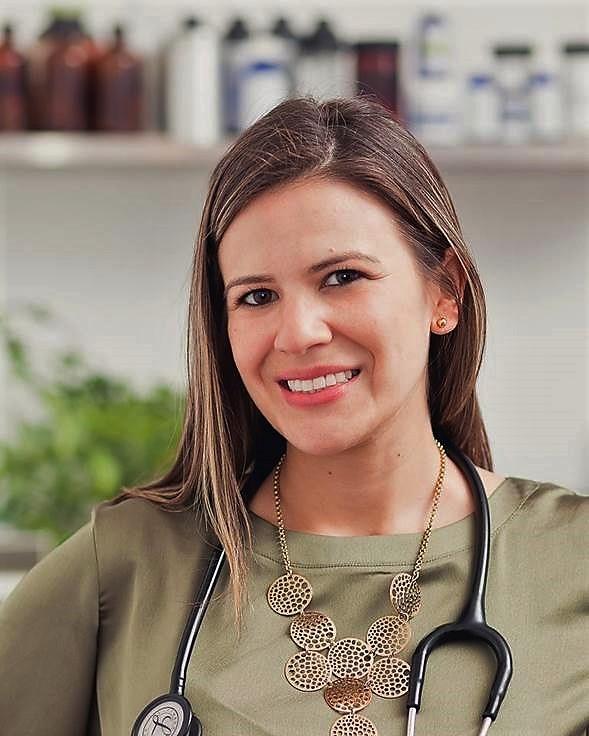 doctora María Fernanda Arboleda