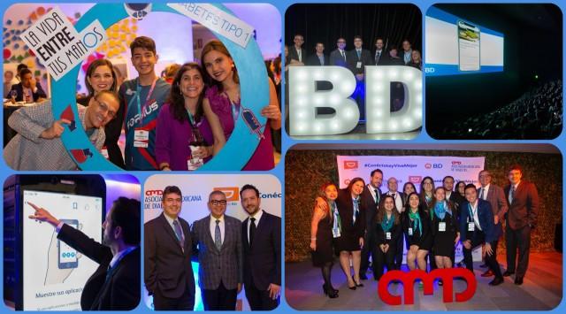 Asociación Mexicana de Diabetes A.C. y Becton Dickinson de México realizan alianza para concientizar acerca de la diabetes