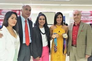 La fundación de la medallista olímpica en clavado Paola Espinosa se une para hacer sinergia con la iniciativa de expertos en salud.