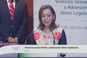 """Se realizó el foro """"Violencia Sexual Infantil y Adolescente: Retos Legislativos"""""""