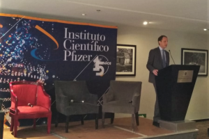 El Instituto Científico Pfizer celebra 15 años de impulsar a científicos mexicanos.