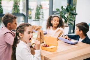 Los niños requieren de una fuente de energía extra para rendir al máximo.