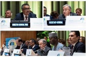 Reunión de Alto nivel de Salud Universal