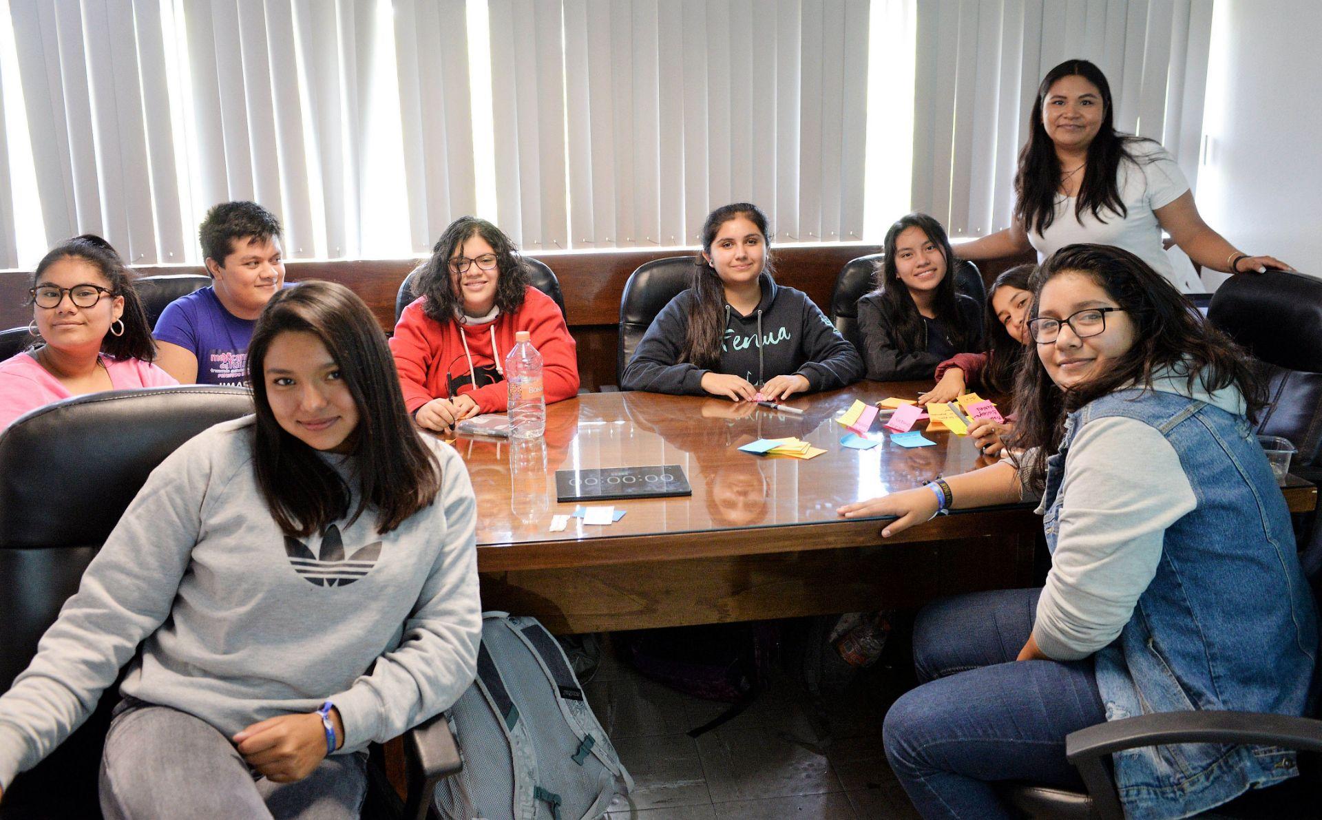 Estudiantes CCH