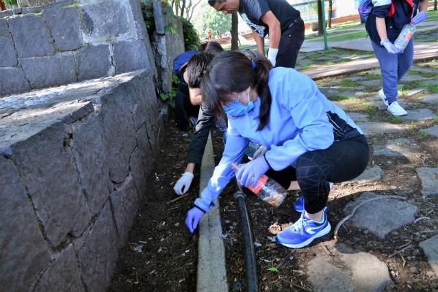 """En la UNAM se llevó a cabo la segunda edición del """"Colillatón"""", convocado por el Programa Universitario de Bioética."""