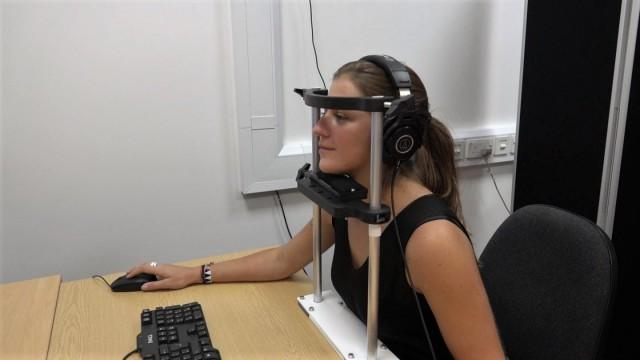 Equipo para determinar percepción de la imagen corporal