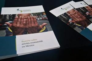 Reporte sobre Artritis Reumatoide en México