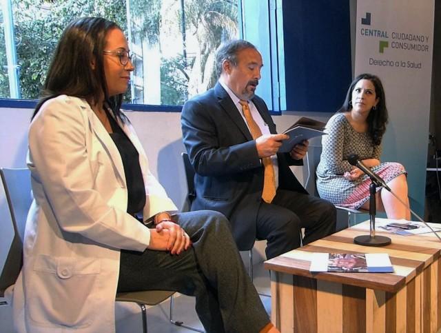 """Presentación del """"Reporte sobre Artritis Reumatoide en México"""""""