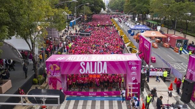 5 mil prticipantes vibraron en la Carrera Caminata Mixta Avon Contra el Cáncer de Mama 2019.